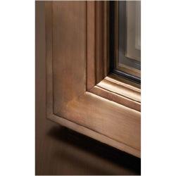 Bronzefenster mit...