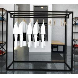 Stahlbügel für Geschäfte und Umkleideräume