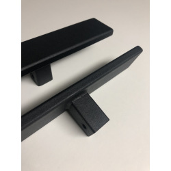 Stahl Vierkantgriff Ferro Türgriff