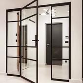 Ty vstupy do domu….prostě nejčastěji používané dveře jsou na oddělení předsíně a obytné části #dvere #dveře #dverenamiru #vstup #chodba #predsin #interierovydesign #interierovydizajn #interierovydesigner #interiery #interiéry #interieryvpraze
